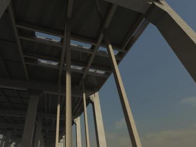 Projekat ojačanja konstrukcije - Cargill